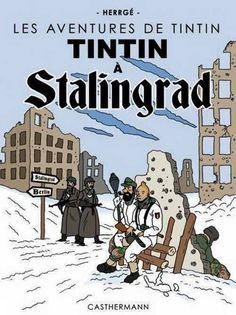 Tintin à Stalingrad