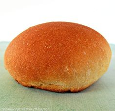 Easy Homemade Hamburger Rolls | Cinnamon Spice & Everything Nice