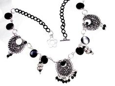 Love That Black And White by Barbra and Meredith on Etsy