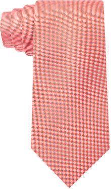 ['Calvin Klein', 'ck'] Silk Textured Tie - Lyst