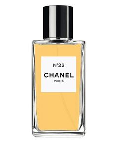 No. 22 by Chanel is a powdery, citrusy Floral Aldehyde fragrance. The perfect, classical, silky fragrance of this perfume is composed of gorgeous jasmine, orange blossom, fresh green note of lilac and sweet rose. Aldehydes, bergamot, neroli and peach are in the top notes, while the base is woodsy and musky with balsamic notes of tonka, benzoin and opoponax. - Fragrantica