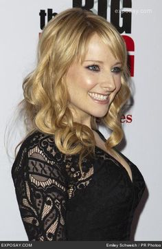 And melissa rauch tits