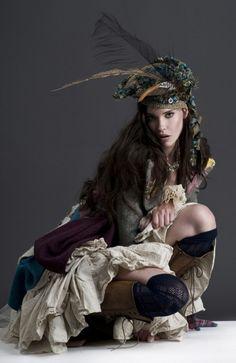 steampunk-girl: Steampunk GirlSteampunk Girl Twitter