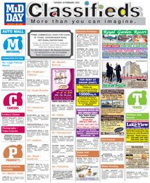 For booking obituary ads in Mid-Day advertisers need to submit documents to the publication house