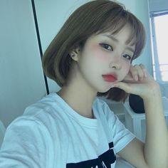 The Gifts that Keeps On bouncing Early morning BooBers be a bouncing Korean Girl, Asian Girl, Girl Short Hair, K Beauty, Korean Beauty, Ulzzang Girl, Things That Bounce, Hot Girls, Short Hair Styles