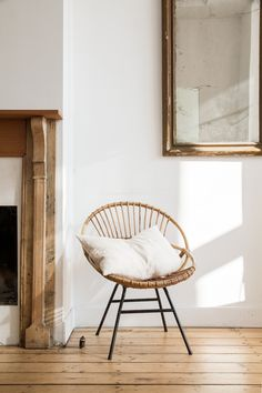 Rattan and bamboo: The taste of Petrol and Porcelain | Interior design, Vintage Sets and Unique Pieces www.petrolandporcelain.com April and May
