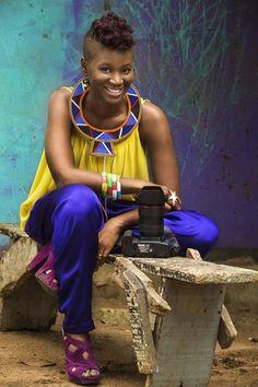 Its African inspired. | Joana Choumaly photographer