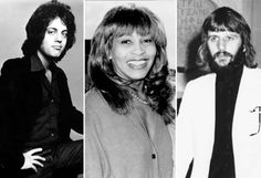Music Stars of the 70s, Then & Now. All looking good, but special kudos to Ringo, Bill Withers, Roberta Flack, Diana Ross and Anne Murray!