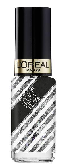 Die Lena Meyer-Landrut Le Vernis - Edition von L'Oréal Paris   #metallicnails http://lounge.loreal-paris.de/