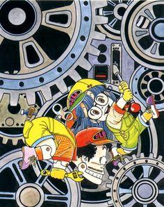 Dr. Slump by Akira Toriyama