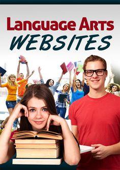 Free eBook: Language Arts Websites already registered.