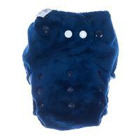 Squishy's favourite fluffy navy blue itti bitti fluffy bum