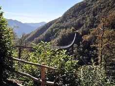 Image 4 - Tibetische Brücke Mountains, Nature, Travel, Weather Forecast, Small Moments, Communities Unit, Naturaleza, Viajes, Trips