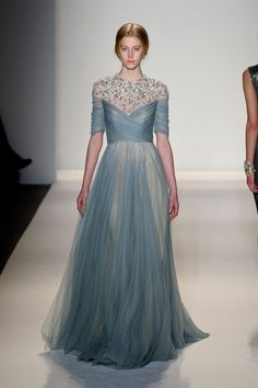 From the Runway to the Red Carpet: The Fall '13 Dresses We Hope to See at the Oscars: Jenny Packham gown