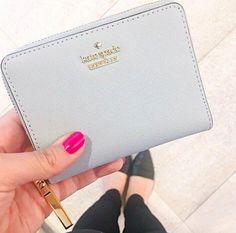handbags, purses and bags Sew Wallet, Clutch Wallet, Fall Handbags, Leather Handbags, Full Grain Leather Wallet, Wallet Sewing Pattern, Cute Wallets, Womens Purses, Long Wallet