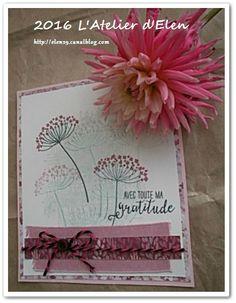 Carte Fleurs et bonheur
