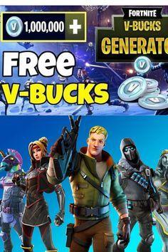 .Unlimited. Free V-Bucks Generator in 2020   Free xbox ...