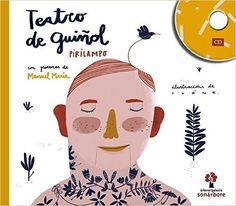 Teatro de guiñol : con poemas de Manuel María / Pirilampo ; ilustracións, Iván R.(2016)