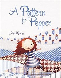 A Pattern for Pepper is the perfect book for any kid. Pepper learns all about fabrics and where they come from while trying to find the perfect dress.