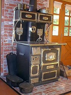 Stoves in 1910 | MONARCH STOVES - STOVES