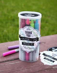 I Dig Pinterest: 20 Inexpensive & Creative Teacher Appreciation Gifts