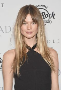 The French girl fringe (here, on Behati Prinsloo) and the four other top cuts to try for spring.