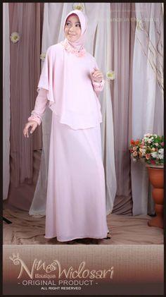13 Best Aida Images Chiffon Korea Muslim Dress