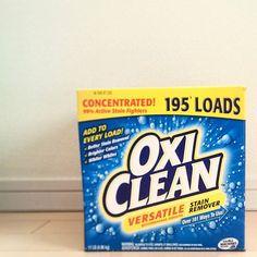 大人気のオキシクリーンで家中をピカピカにしませんか?詳しい使い方とその凄さを紹介します。これさえあれば年末の大掃除は大丈夫!