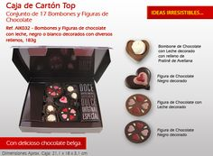 ¡Celebra el Carnaval con un delicioso chocolate, chocolate! Relleno, 1, Chocolate Candies, Carnival, Bonbon, Candy, Messages, Weather, Different Types Of