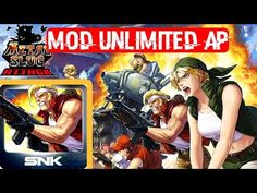 Metal Slug Attack Mod APK - Unlimited AP   v2.4.0