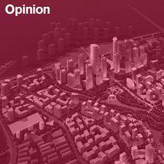 OMA's Reinier de Graaf top ten for urban planning consultants