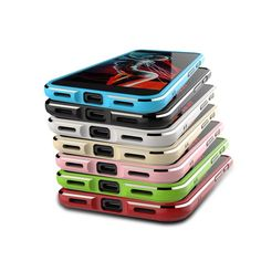 For Google Pixel Case Luxury Aluminum Metal Bumper Fashion Aurora Color Frame Ultra Thin Protector Phone Case For Google Pixel