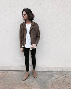 Overalls For Mens Fashion Indie Fashion, Grunge Fashion, Urban Fashion, Mens Fashion, Moda Indie, Moda Formal, Look Man, Boating Outfit, Casual Outfits