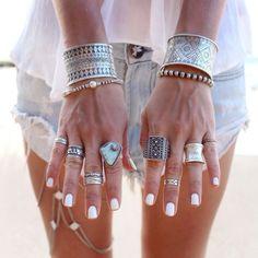 Rings....
