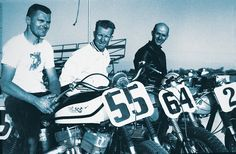 In 1961 the Daytona 200 motorcycle classic moved from the beach to a 2.0-mile road course inside Daytona International speedway. Roger Reiman won the inaugural Daytona 200 aboard a Harley-Davidson with an average winning speed of 69.26 mph.