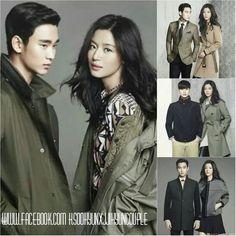 Jeon Ji Hyun & Kim Soo HyunSend Board