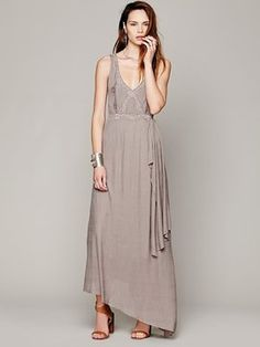 Free People FP X Sea Siren Maxi Dress on shopstyle.com