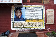 Ol' Dirty Bastard - near Franklin on Putnam St. - BedStuy - Brooklyn