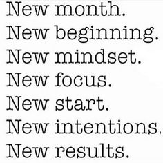 Let us start this month with positive thoughts and actions. #newday #BePositive by prettea_woman