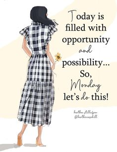 New Month, New Week, Neuer Monat, Positive Quotes For Women, Positive Vibes, Monday Blessings, Hello Weekend, New Beginning Quotes, Law Of Attraction Affirmations