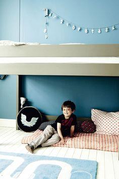 London: Bohemian chic | MilK - Magazine fashion child | Kids room