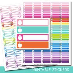 Free Clipboard Planner Stickers Planning Pinterest Planner