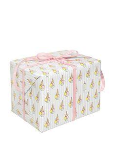 Geschenkpapier Eis von Krima&Isa...yummi :)