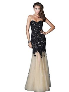 TT3 BLACK SIZE 12 Evening Dresses party full Length Prom gown ball dress robe LondonProm http://www.amazon.co.uk/dp/B00IGC6W38/ref=cm_sw_r_pi_dp_stNUub1HP4130