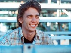 Freaks and Geeks. James Franco as Daniel Desario. I'm watching this with Kelly RIGHT NOW. <3 best show