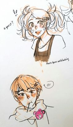 Gaius and Lissa