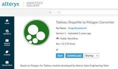 Polygon map tool