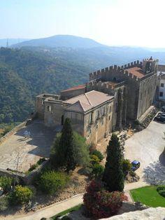 Palmela Castle, #Setubal, #Portugal