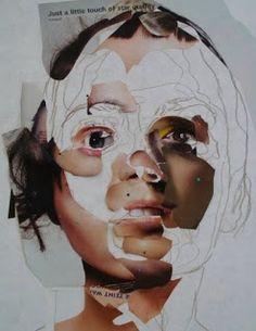 New fashion portfolio inspiration collage medium Ideas Photomontage, Dadaism Art, Desenho Pop Art, Creepy Faces, Collage Portrait, Face Collage, Collage Artists, Art Alevel, Gcse Art Sketchbook