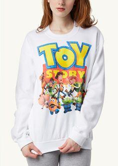 Toy Story Sweatshirt | Get Graphic | rue21